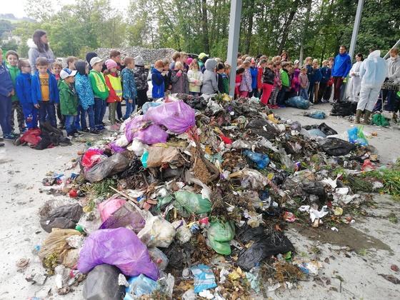 Nový systém třídění v obci Ratiboř