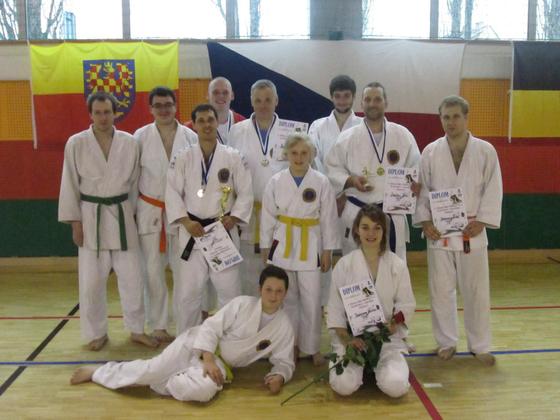 Mistrovství Moravy a Slezska v Jiu-Jitsu