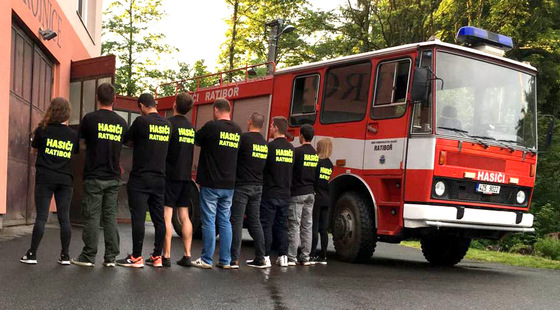 Z činnosti hasičů v obci