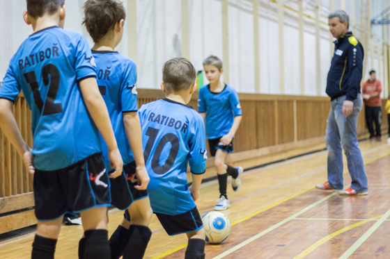 Fotbalový turnaj v Hošťálkové