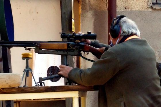 Kontrolní střelby