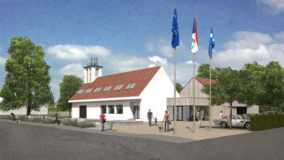 Polyfunkční komunitní centrum v Ratiboři