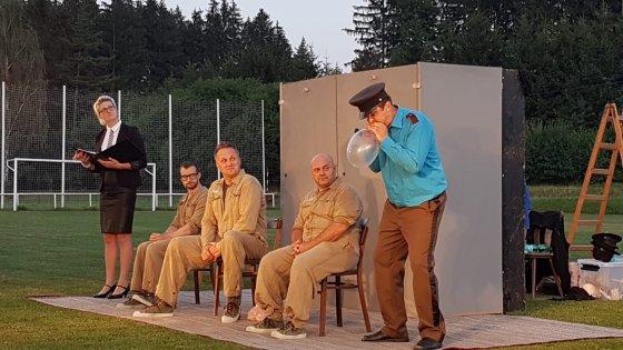 Divadelní představení – MÝDLO