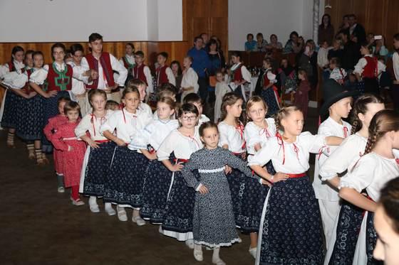 Kosáčci na Valašském bále na Hrozenkově