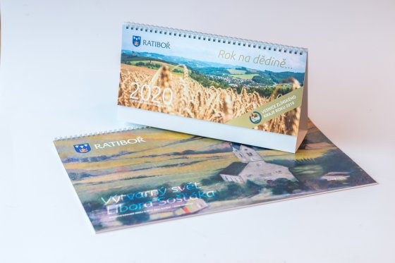 Ratibořské kalendáře na rok 2020