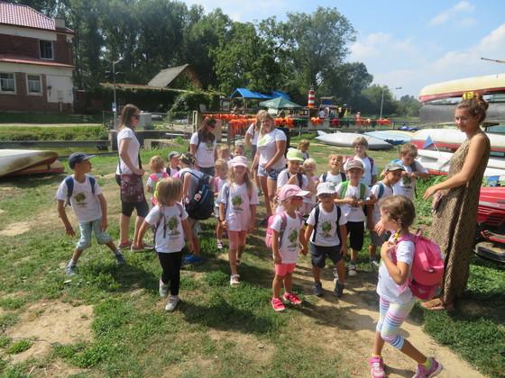 Ratibořský tábor 2017